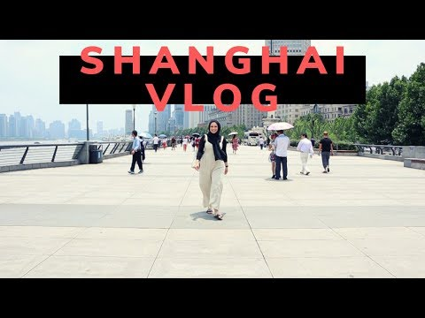 VISITED A MOSQUE IN CHINA: Shanghai Vlog