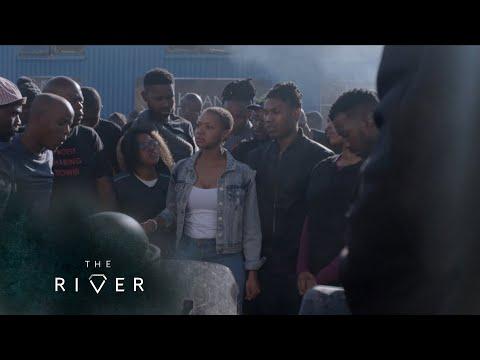 Tumi saves Lindiwe - The River | 1Magic