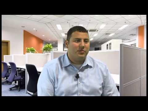 Daniel: Commercial Lines Underwriter