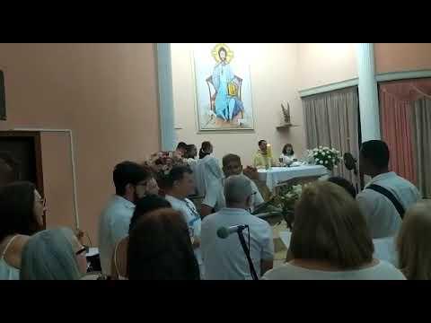 Missa de Natal Paróquia Santo Antônio de Pádua Francisco Morato SP