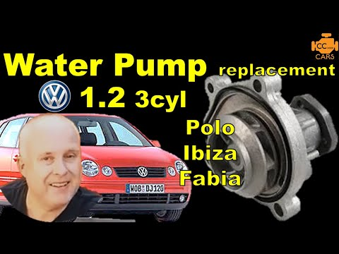 VW Polo 1.2 Water Pump Replacement | How To DIY