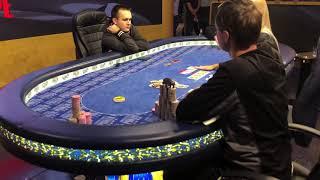 WSOP Europe - Никита Бодяковский занимает 4-е место турнира СуперХайроллеров по 100 000 евро