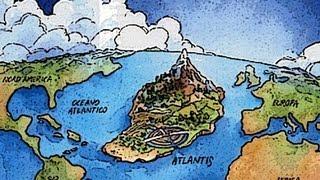 ¿Es la Atlántida el Continente Sumergido Descubierto?