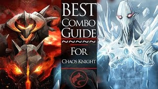 Best Combos with Chaos Knight - Dota 2 Combo Guide #59