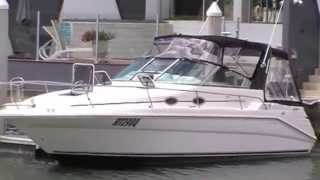 Sea Ray 290 Sports Cruiser for sale Action Boating boat sales Gold Coast Queensland Australia