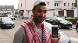 AfD/Frauen Straßenumfrage mit einem Araber/Albaner! Unglaublich! Was der Typ da raus haut!!