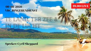 Te Land Ter Zee & In De Lucht - VBC jongerendienst