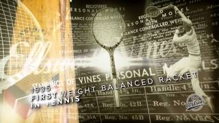 100 Years of Wilson Tennis