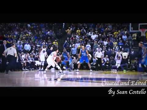 Steph Curry 2014-15 MVP mix - Harder than you think