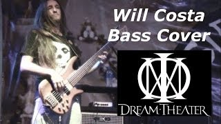 Bass Cover, Erotomania, (Dream Theater) # 2 (2014)
