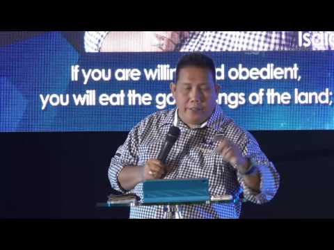The Power of Obedience by Bishop Oriel M. Ballano