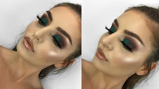 Morphe x Jaclyn Hill Palette Collab Makeup Tutorial   Shelby Triglia
