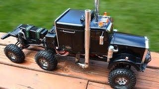 "RC ADVENTURES - 6WD Concept Semi-Truck ""Project HD OVERKiLL - The Juggernaut"" - How it WORKS"