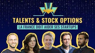Talents & stock-options: La France doit aider ses startups