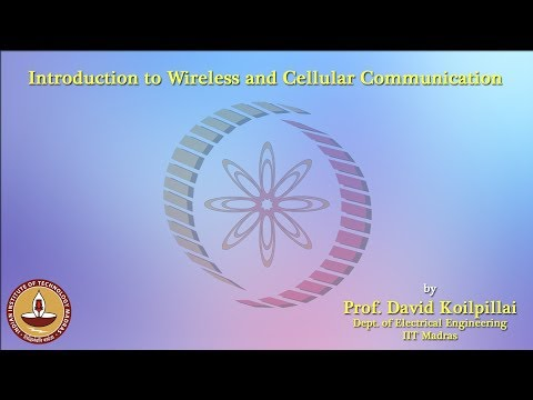 Lecture 46 - Features of cdma2000 and WCDMA
