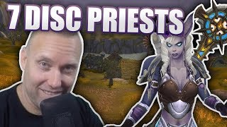 DISC PRIEST = WIN? - Swifty Arms Warrior Rated Battleground PvP Highlights - BFA 8.0.1