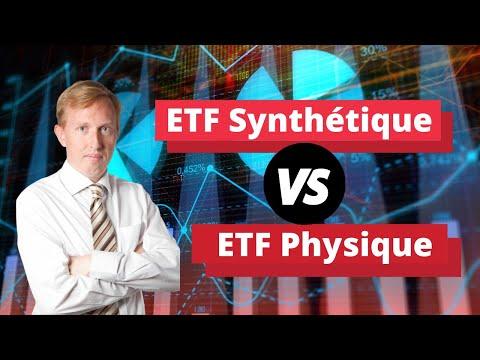 Comprendre la différence entre ETF Synthétique vs Physique