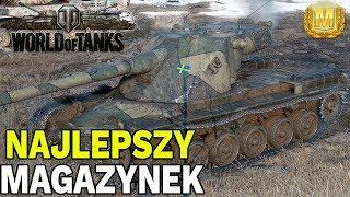 NAJLEPSZY MAGAZYNEK -  KRANVAGN - World of Tanks