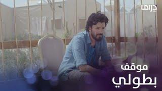 موقف بطولي من عبد الله في المعسكر الطبي