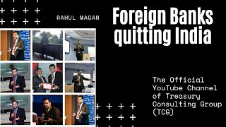 Citi Bank + Foreign Banks ~ Quitting India