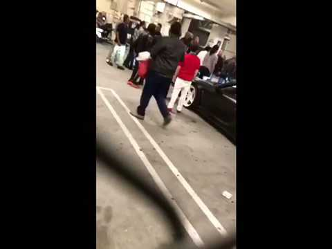 Migos & Chris Brown Get Into Scuffle at BET...