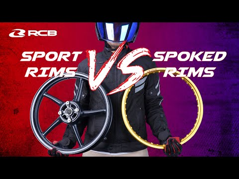 Sport Rims And Spoked Rims: What's The Difference? - Rims 101 Episode 2