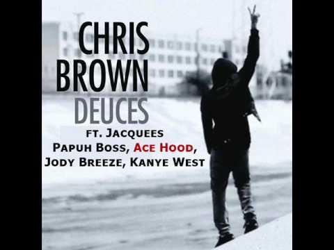 Official Chris Brown Deuces Remix + (Download Link)