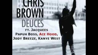 Official Chris Brown Deuces Remix + (Download Link)
