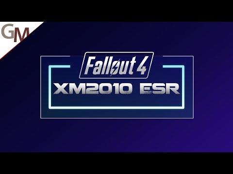 Fallout 4 | XM2010 ESR обзор мода.