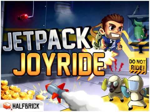 Jetpack Joyride Theme 1 Hour