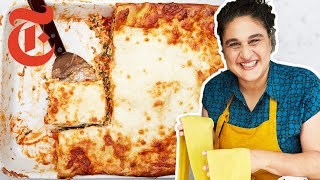 Samin Nosrat Makes the Perfect Lasagna | Cook #WithMe | NYT Cooking