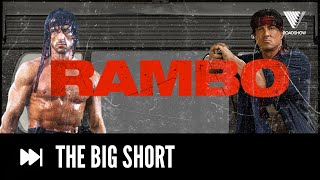 Every Rambo Film In One Minute   THE BIG SHORT