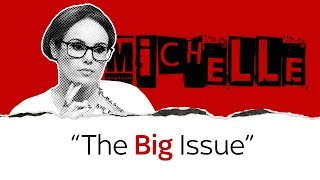Michelle Dewberry says we all could become homeless