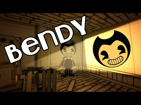 bendy and the ink machine walkthrough