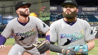 THE BEST DUO IN BASEBALL? | MLB THE SHOW 18 ROAD TO THE SHOW EPISODE 25