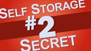Answer this question first, before you choose self storage units and rent the right size.