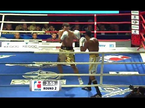 Clash of Champions - Astana Arlans Kazakhstan v Cuba Domodores Bout 3