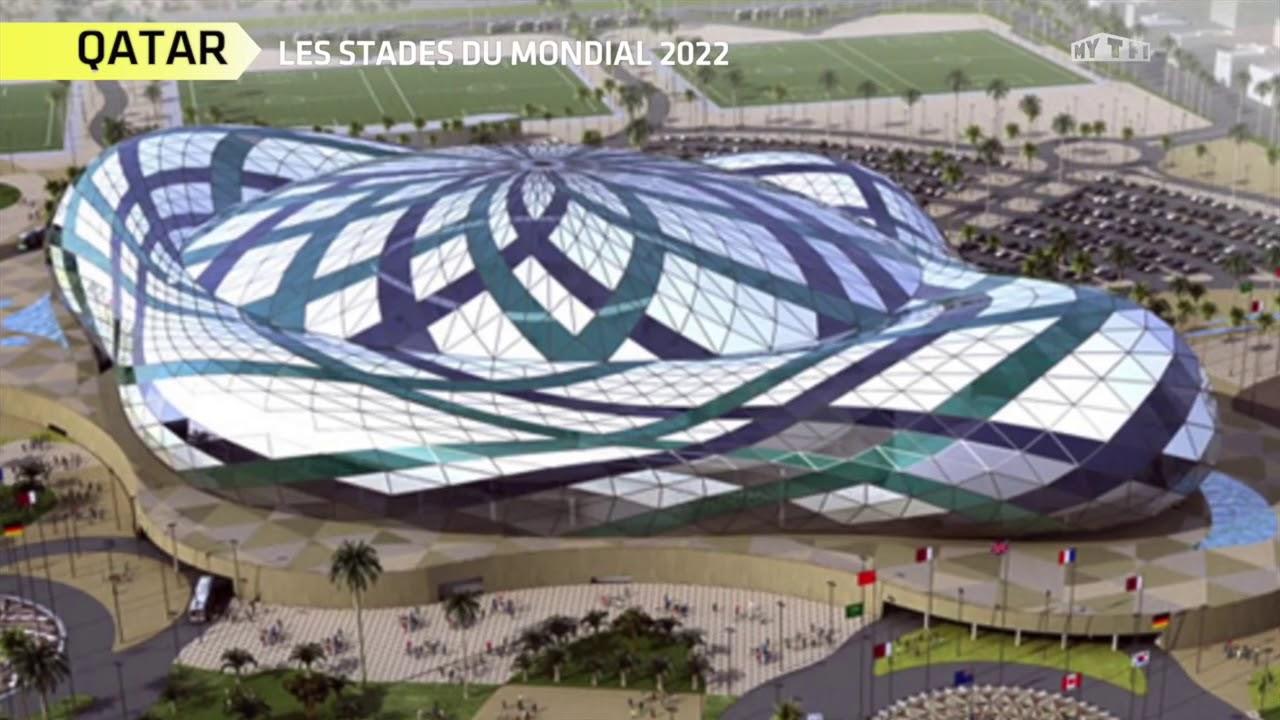Qatar les stades de la coupe du monde 2022 youtube - Qatar coupe du monde handball ...