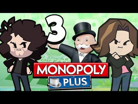 Monopoly Plus: Goin' to Jail - PART 3 - Game Grumps VS |