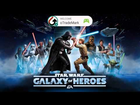Get A Full Character From A Chromium Data Card Star Wars Galaxy Of Heroes Tip