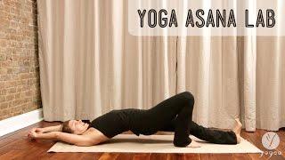 Yoga  Asana Lab: Reclining Supine Flow