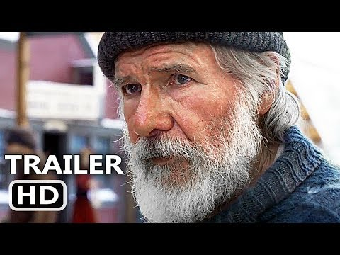 Play THE CALL OF THE WILD Official Trailer (2020) Harrison Ford, Karen Gillan, Adventure Movie HD