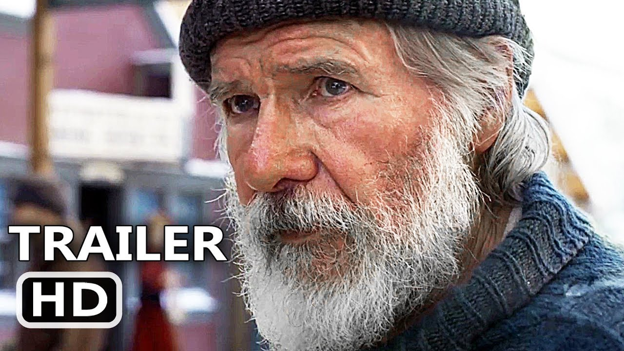 'The Call of the Wild' Trailer: Harrison Ford and Dog Go on Adventure