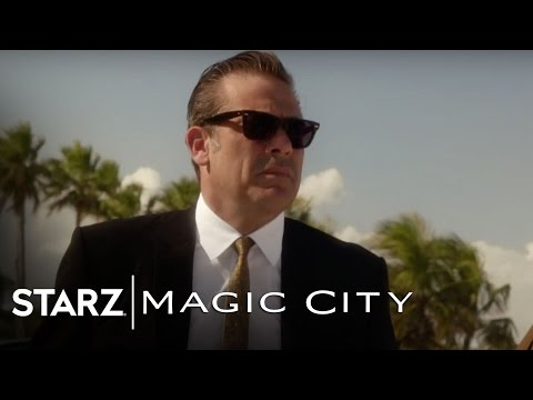 Magic City  Magic City Episode 204 P  STARZ
