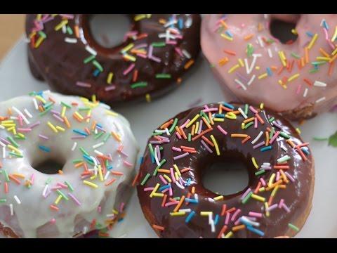 Американские пончики (Домашний кулинар)