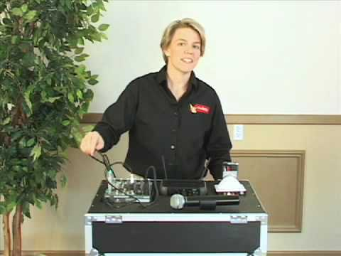 iPlay Tutorial.  iPod based sound system rental in San Francisco Bay Area.