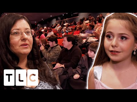 Quirky Pageant Contestant Who Focuses On Natural Beauty Comes Last | Toddlers & Tiaras