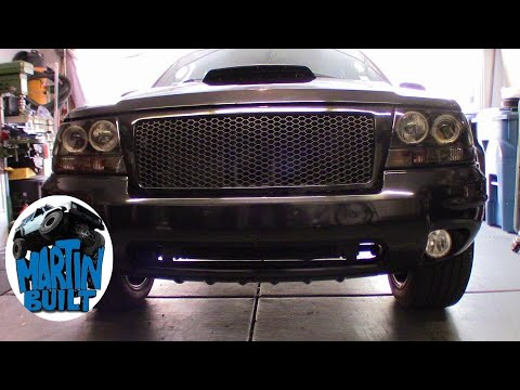 How to Install Mesh Honeycomd Grille in a 99-04 Jeep Grand Cherokee