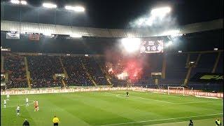 Реакция на гол Шахтера и победу в матче против Динамо Киев