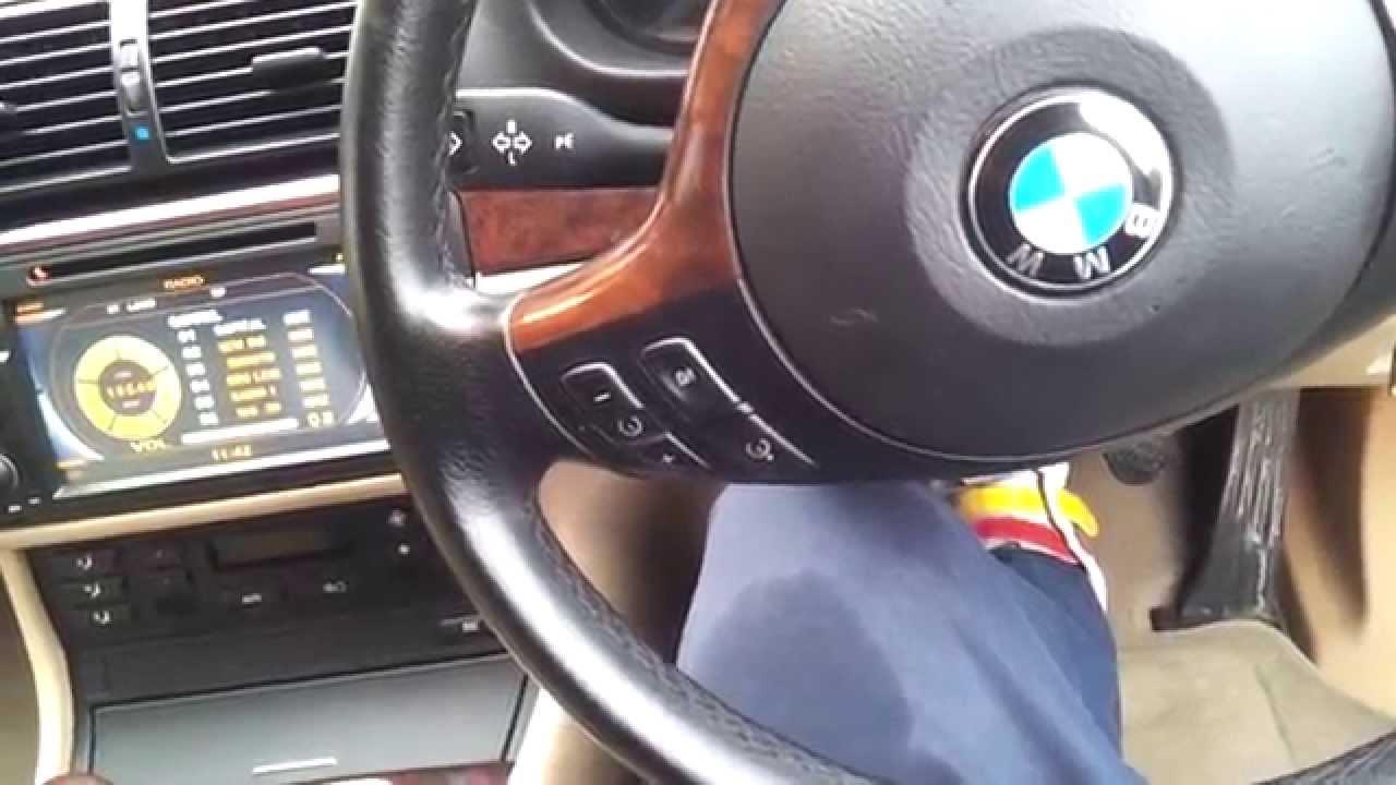 Car Audio Bmw E46 320d Touring Estate Dynavin Jbl Amp
